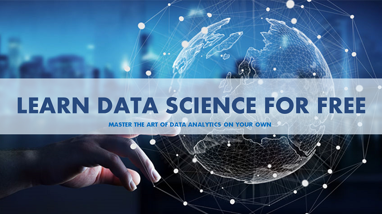 How to be a self taught data scientist? – Data Dojo: Data
